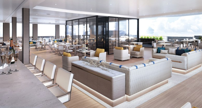 The Ritz-Carlton Yacht Collection Ocean Luxury Cruises