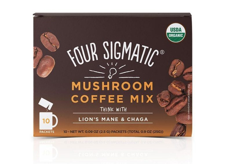 four sigmatic coffee benefits