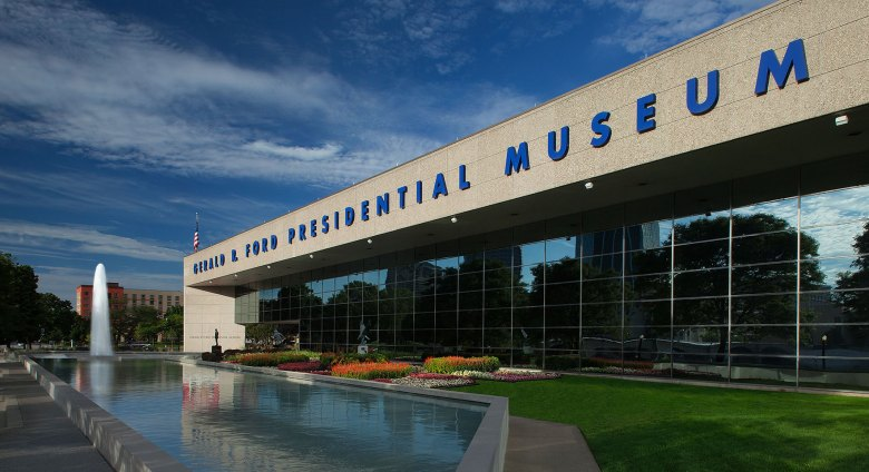 Gerald R. Ford Presidential Museum Grand Rapids