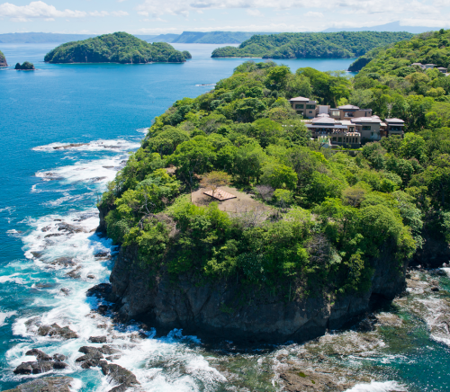Villa Manzu at Costa Rica's Peninsula Papagayo