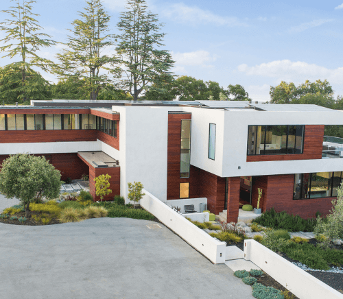 Swatt and Meirs Architects - Luxury Home Exterior