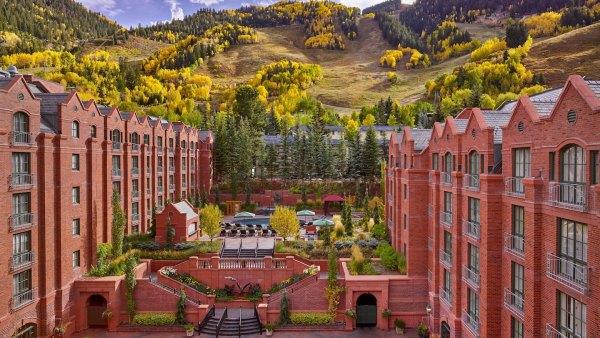 St. Regis Hotel Aspen Colorado