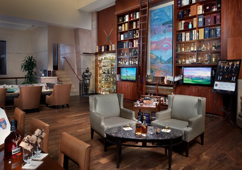 Scotch Library Westin Kierland Resort and Spa in Scottsdale, Arizona