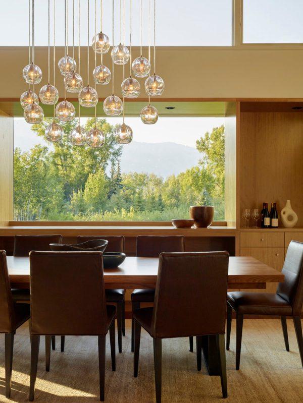 Mountain Home Meets Modernism Jackson Hole