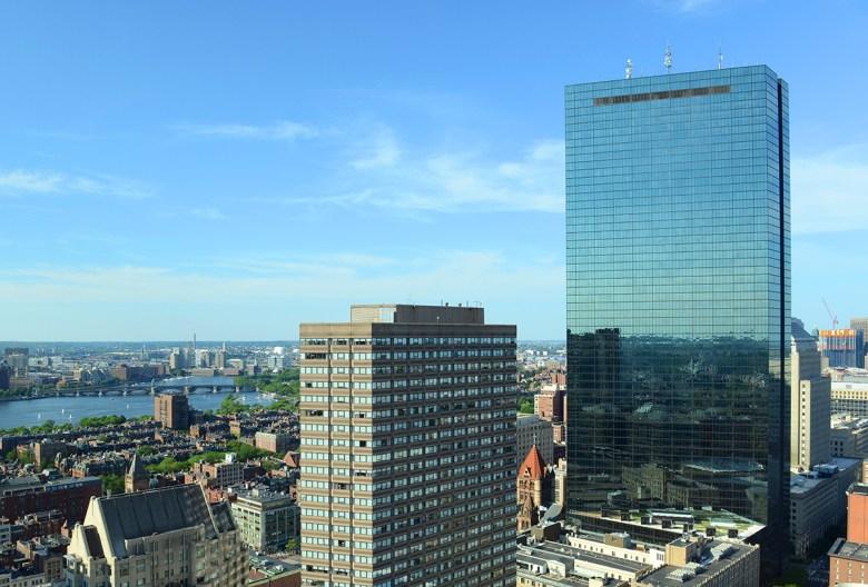 The Hancock Boston I.M.Pei
