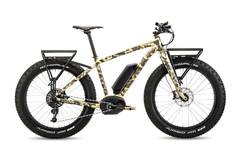 Electric Bike by The Outfitter