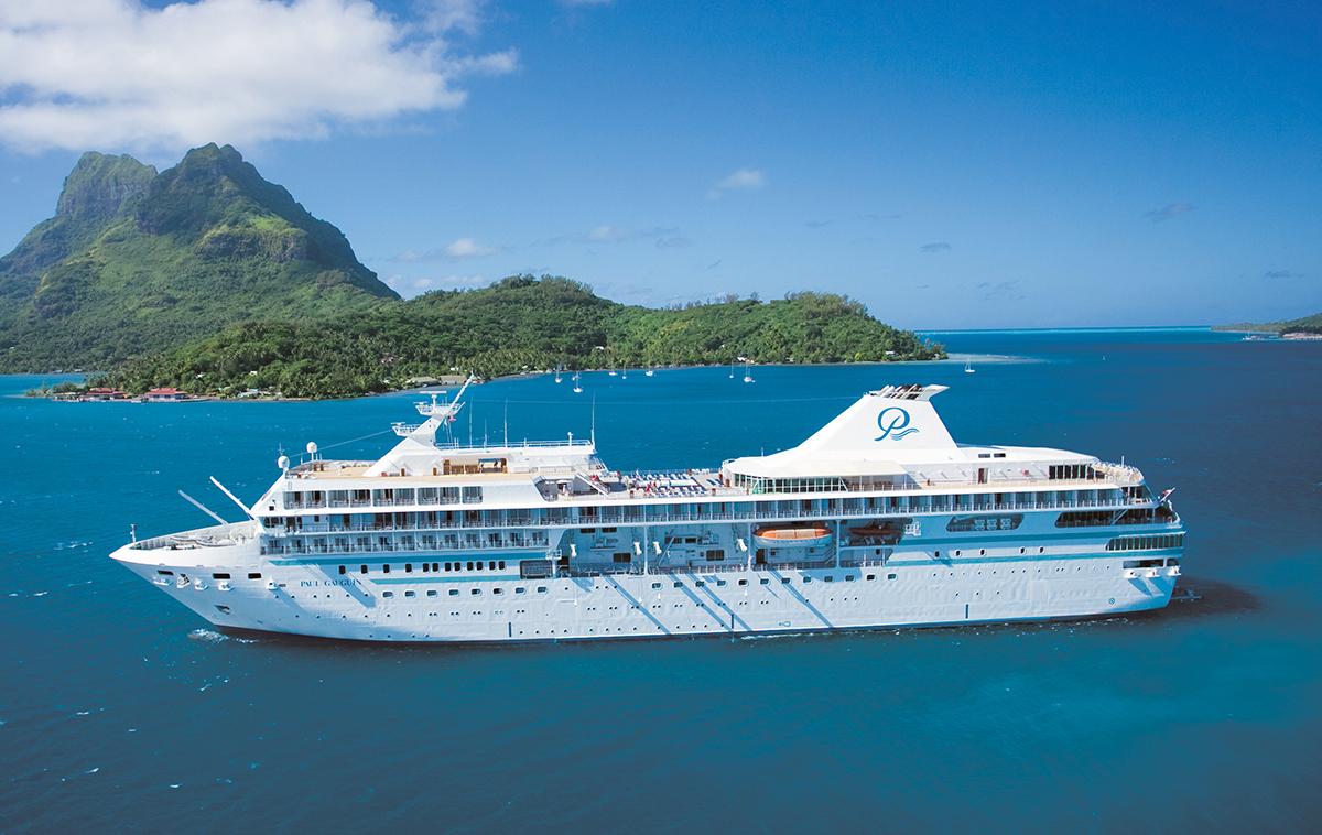 Paul Gauguin Cruise French Polynesia