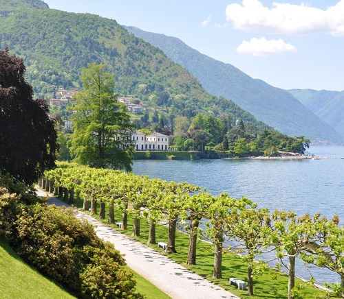 Lake Como Italy Travel