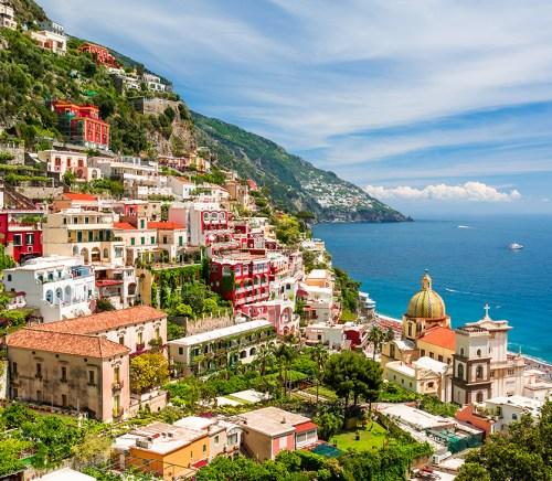 Positano Italy Travel