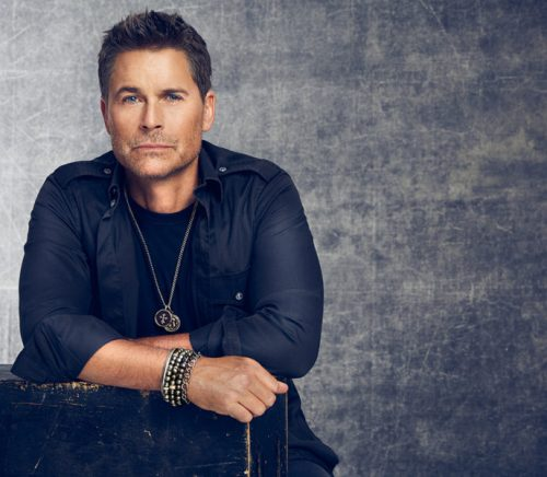 Rob Lowe Mr. Lowe Collection