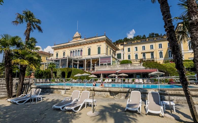 Villa Serbelloni Lake Como Italy