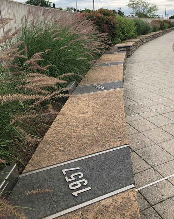Pentagon 9/11 Memorial DC