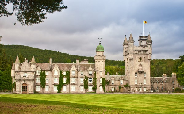 Balmoral Estate Royal Venue