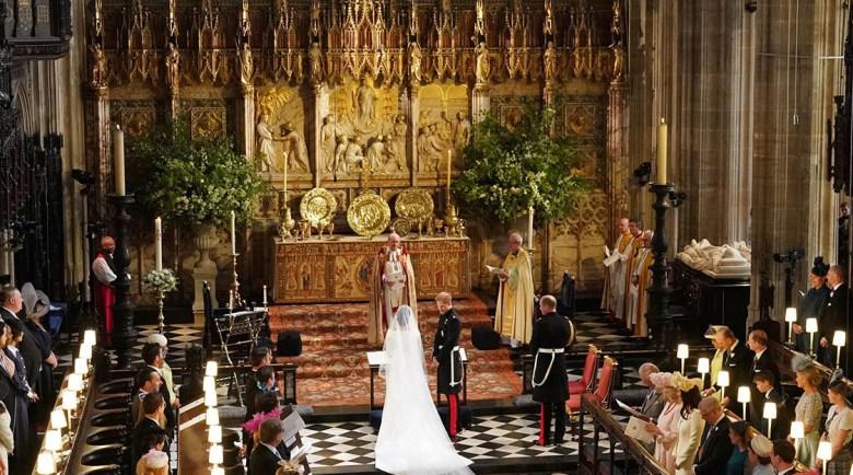 St. George Chapel at Windsor Castle
