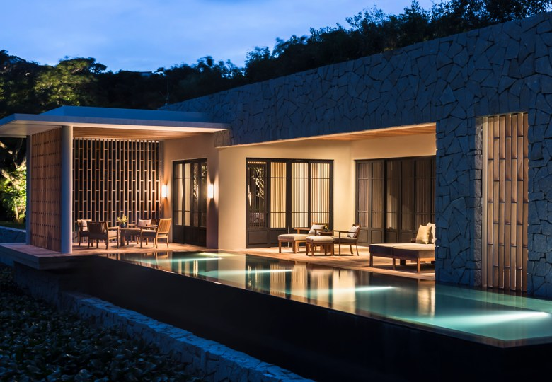 Amanoi, Vietnam - Spa House