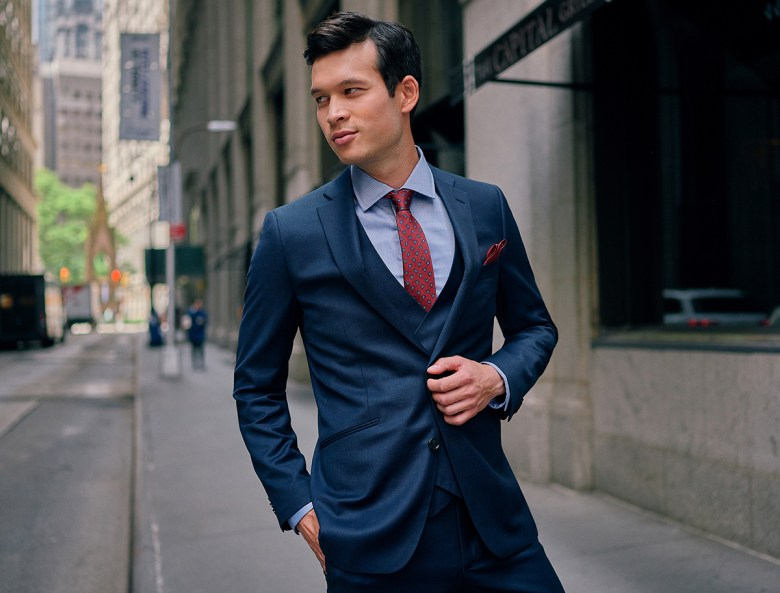Indochino affordable suits online for men