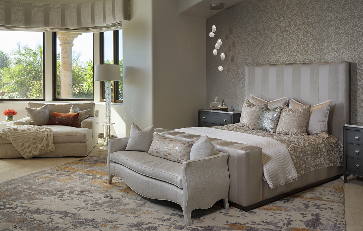 La Maison Interiors Scottsdale Bedroom