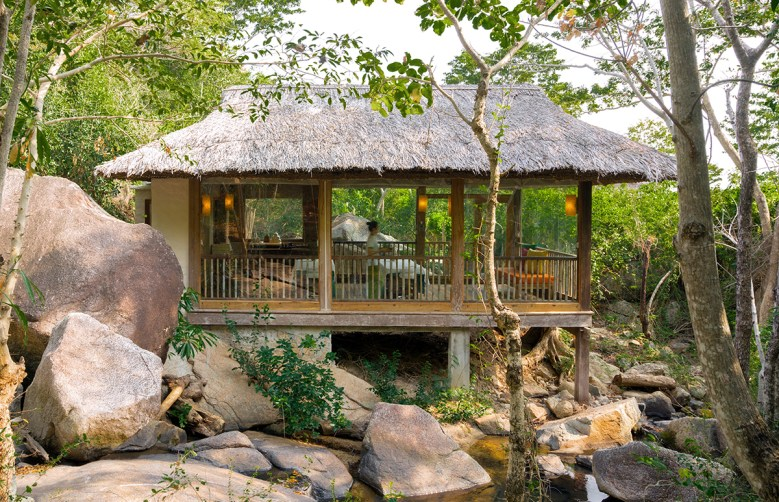 Six Senses Spa Nihn Van Bay Vietnam