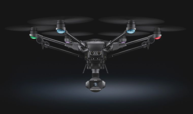 Yuneec Typhoon H3 best drone in the world