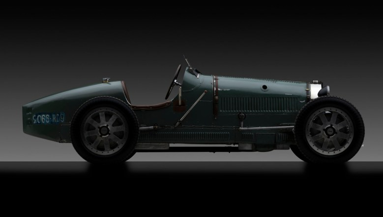 1927 Bugatti Type 35 best race car