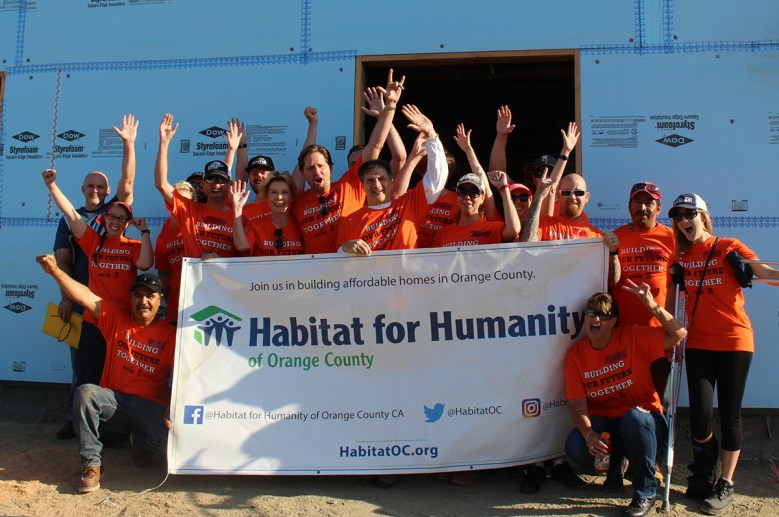 Antis Roofing and Habitat for Humanity