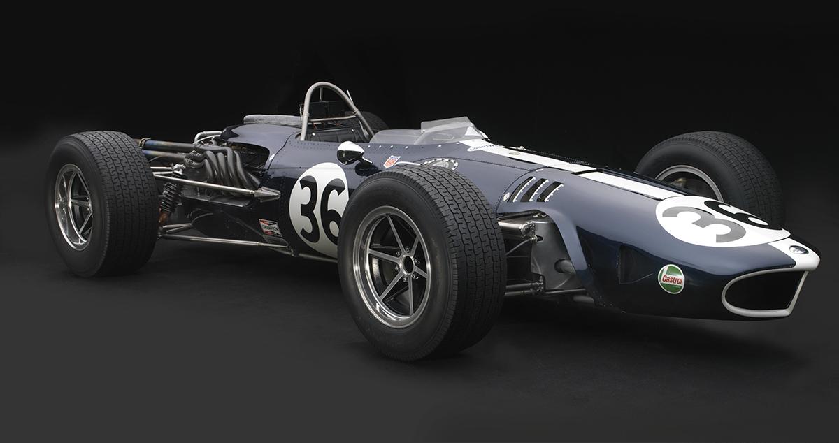 Eagle best race car