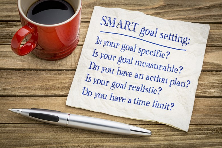 Effective goal setting strategies 2020