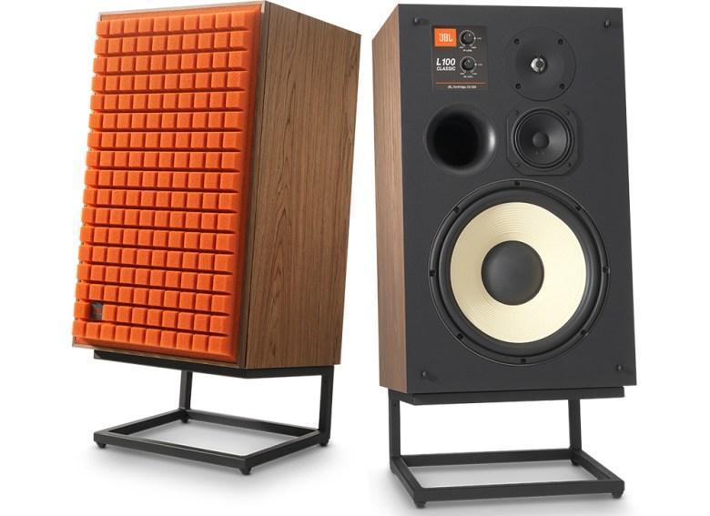 JBL L100 best audio equipment