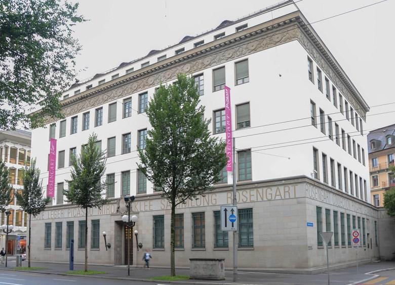 Museum Sammlung Rosengart Lucerne Switzerland