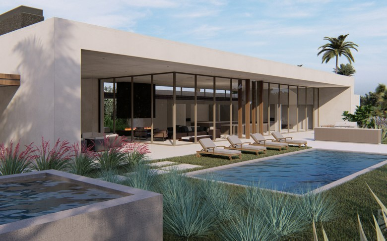 Paradise Valley show house 2020 ICONIC HAUS