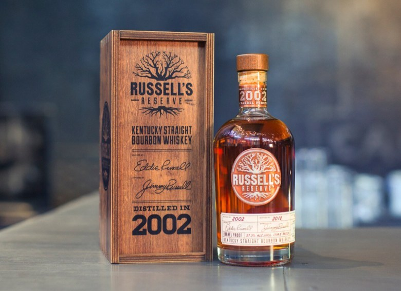 Russells Reserve holiday drink gift ideas