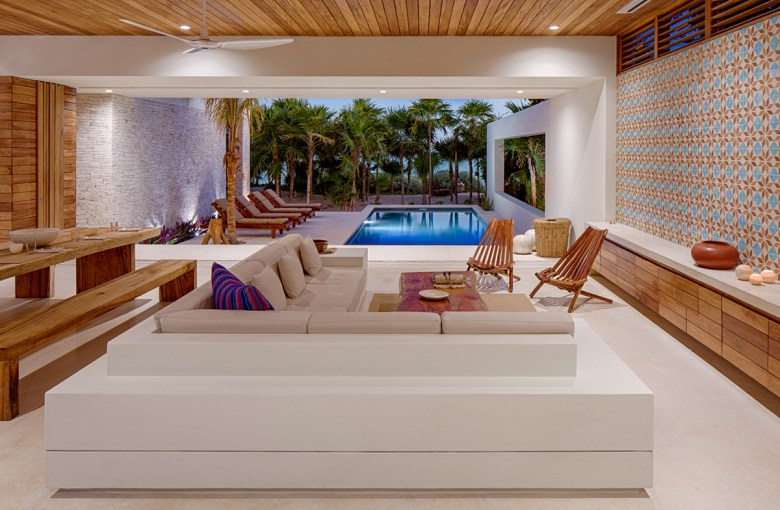 Specht Architects Modern Home Mexico