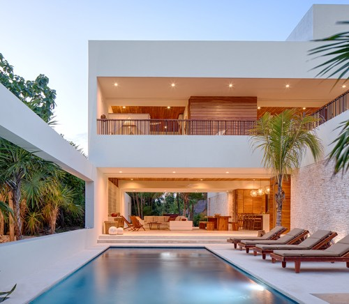 Specht Architects Yucatan Peninsula