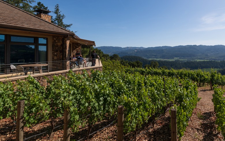 Viader Winery Napa Valley