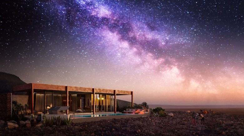 andBeyond-Sossusvlei-Desert stargazing hotel