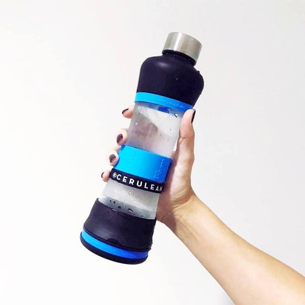 Be healthy and hydrated water bottle