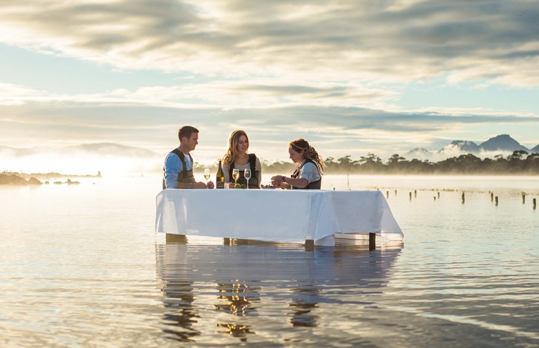Best culinary tour Saffire Freycinet