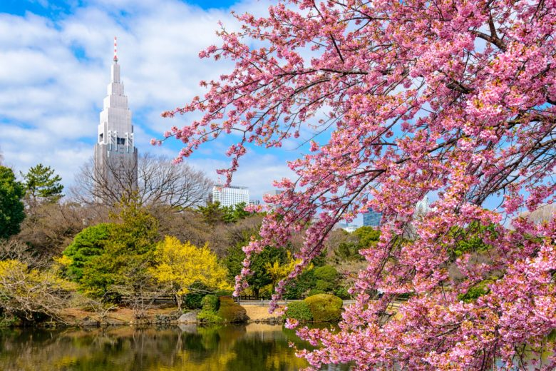 Best international garden in Japan