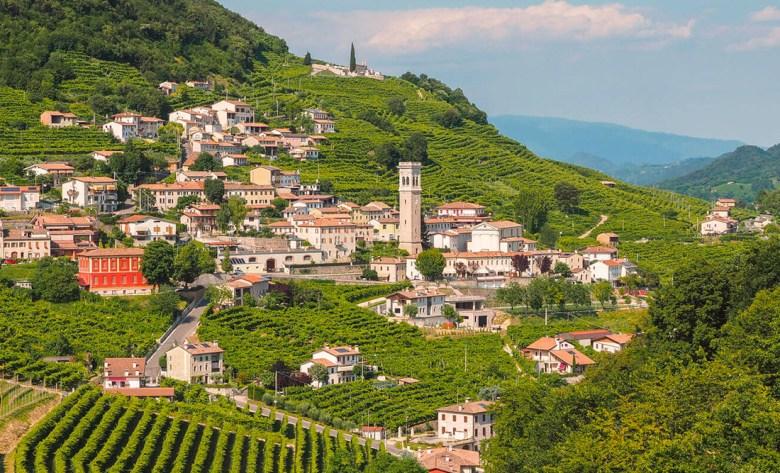 Carpene-Malvolti Winery Asolo Italy