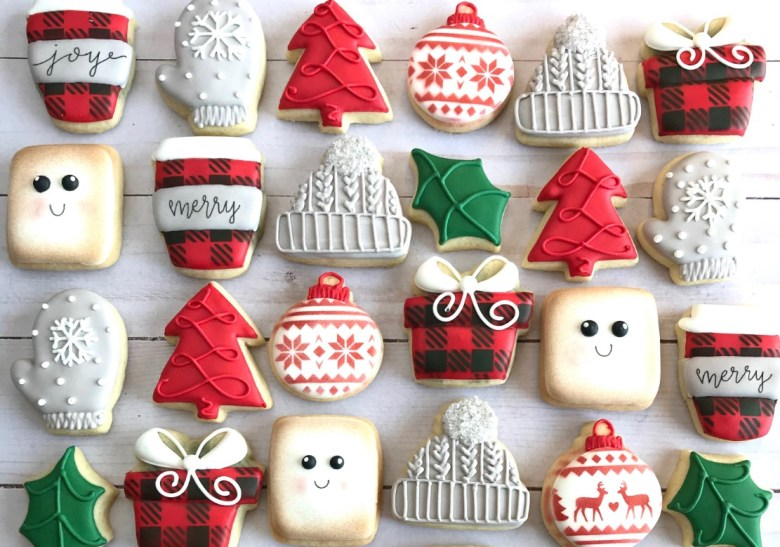 Clancy Creations best holiday cookies