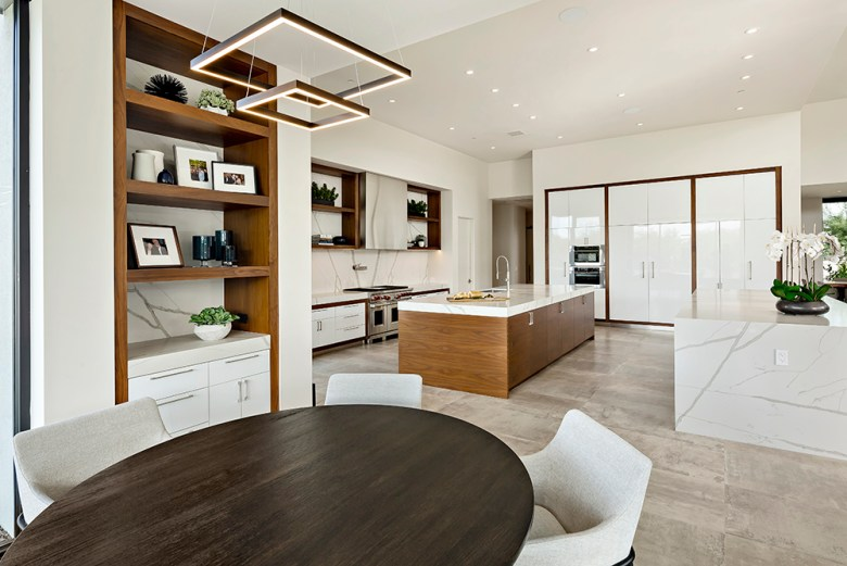 Modern kitchen Claire Ownby Scottsdale