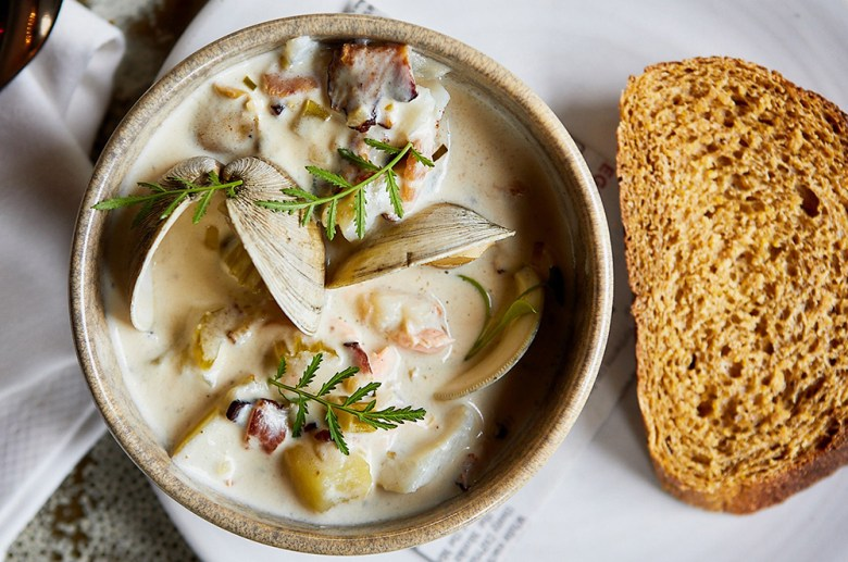 Seafood chowder best culinary tour