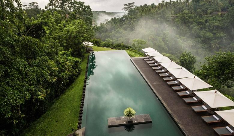 Alila Ubud Bali Infinity Pool