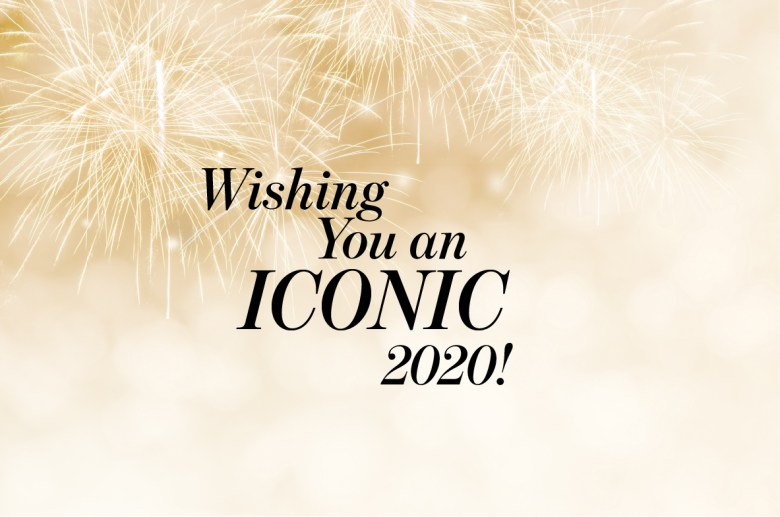 ICONIC LIFE Happy New Year 2020