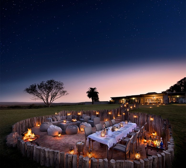 Kwandwe luxury african safari lodges