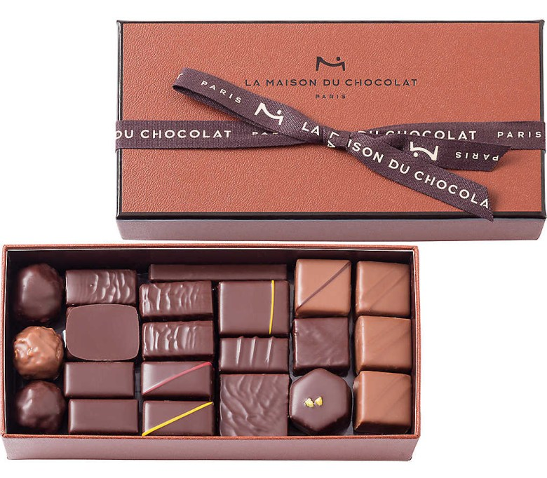 La Maison du Chocolat gift Valentine gift idea