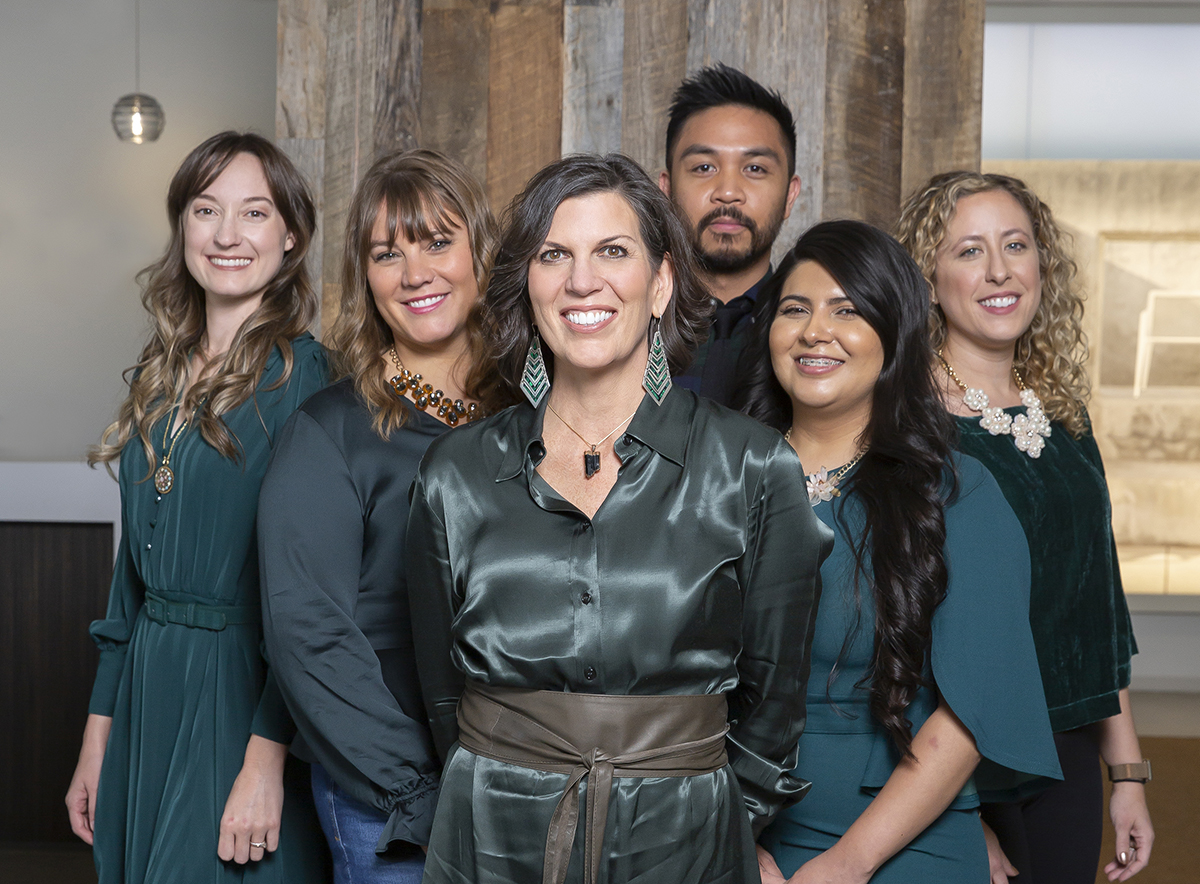 Earth and Images interior design team