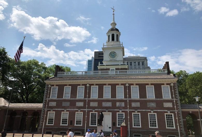 Independence Hall Philadelphia bucket list