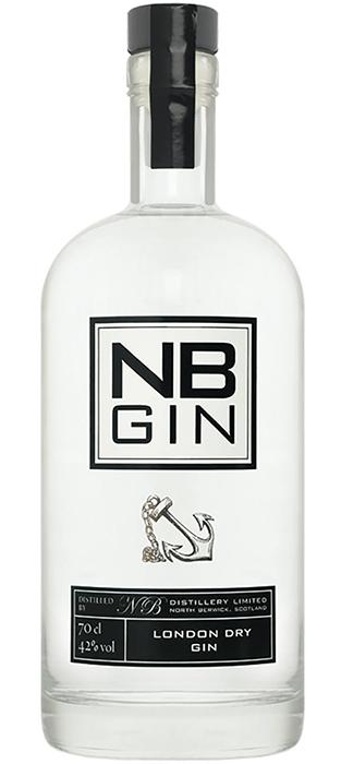 NB Gin Scottish craft gin