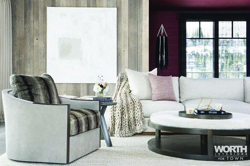 Scottsdale Worth Interiors for TOWN